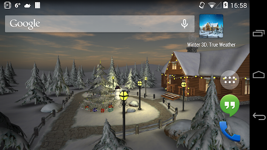 Winter 3D True Weather v6.04 [Patched] 3