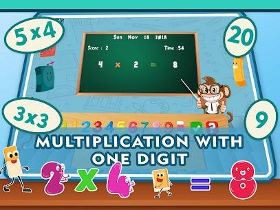 Free Math Multiplication games Quiz – Math Games 2