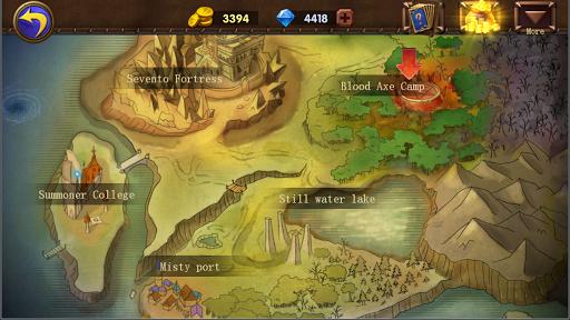 Dragon Call (Card battle TCG) apkdebit screenshots 6