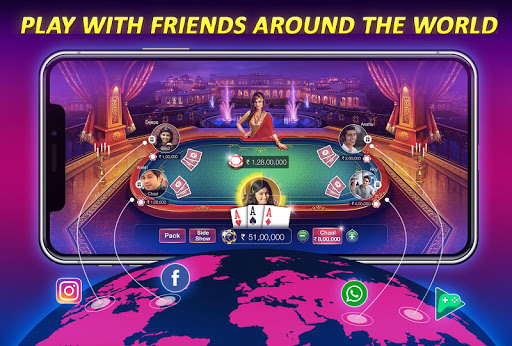 Teen Patti Gold - 3 Patti, Rummy, Poker & Cricket 5.61 screenshots 5