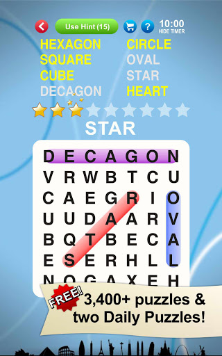 Word Search World Traveler 1.16.1 screenshots 6