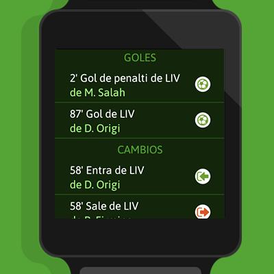 BeSoccer - Soccer Live Score 5.2.2.1 Screenshots 11