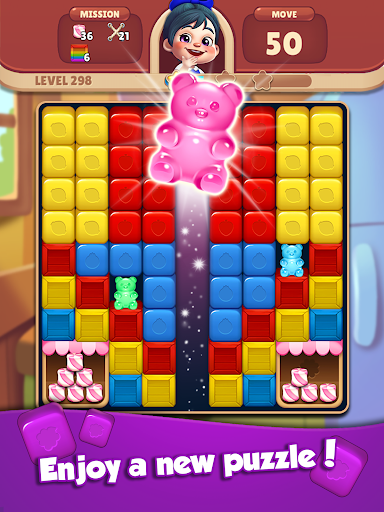 Hello Candy Blast : Puzzle & Relax  screenshots 10