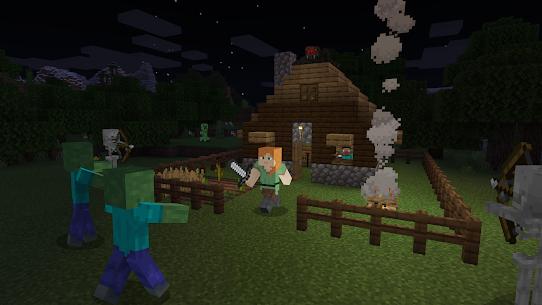 Minecraft APK MOD 4