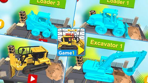 Animated Puzzles tractor farm Apkfinish screenshots 4