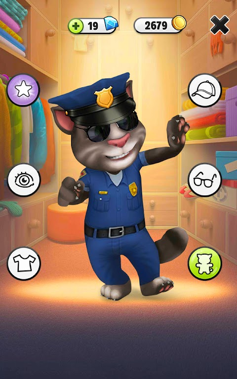 My Talking Tom  poster 8