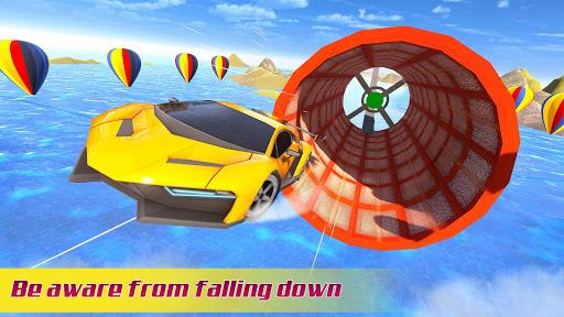 Mega Ramp Car Racing Stunts 3D - Impossible Tracks 1.2.9 Screenshots 6