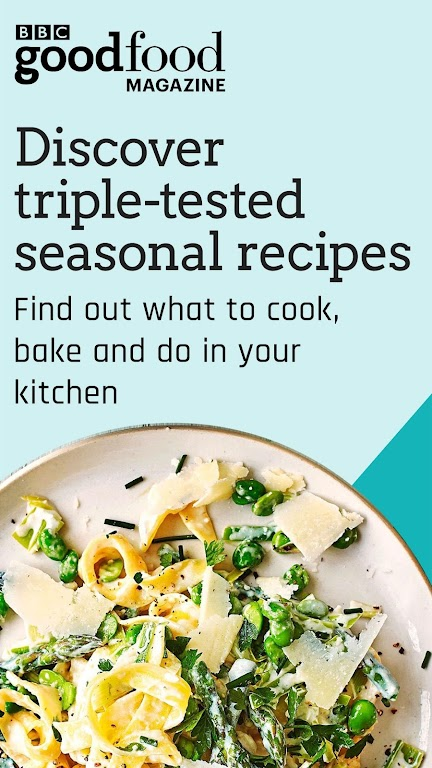 BBC Good Food Magazine - Home Cooking Recipes  poster 0