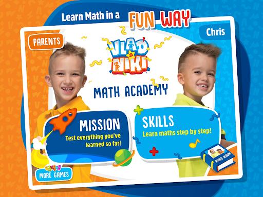 Vlad and Niki - Math Academy apkdebit screenshots 6