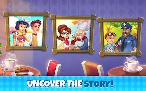 Manor Cafe Bulmaca Oyunu Full Apk İndir 6
