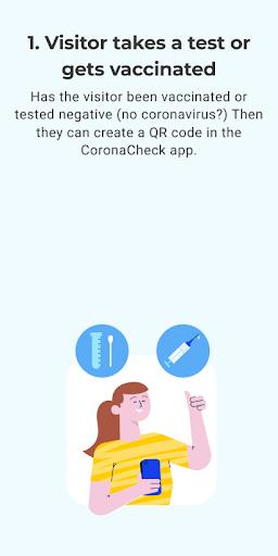 Download Scanner for CoronaCheck mod apk 2
