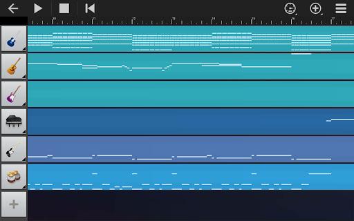 Walk Band - Multitracks Music 7.4.8 Screenshots 7
