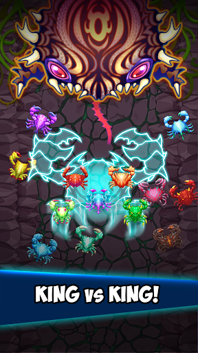 Crab War : Idle Swarm Evolution 3.28.0 screenshots 6