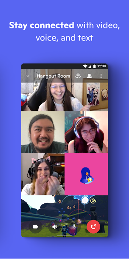Discord - Talk, Video Chat & Hang Out with Friends screenshots 2