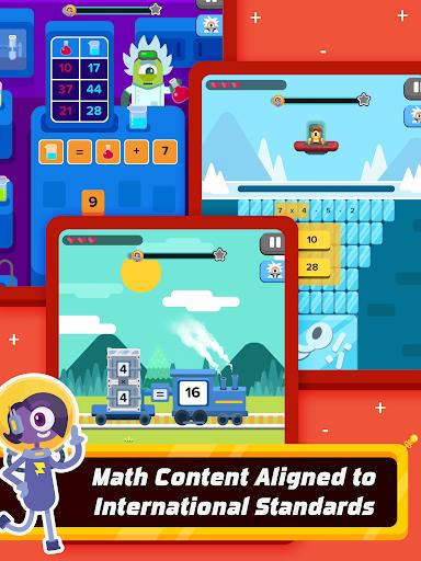 Zapzapmath School : K-6 Games screenshots 8