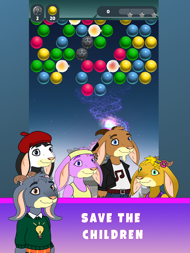 Bad Wolf! Bubble Shooter 0.0.12 screenshots 15