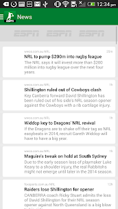 NRL Live Scores  For Pc In 2020 – Windows 10/8/7 And Mac – Free Download 4