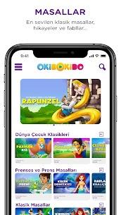 OkiDoKido: Çocuk Çizgi Film TV Full Apk İndir 3