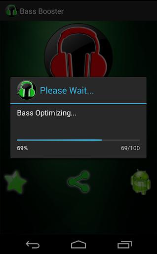 Bass Booster  screenshots 2