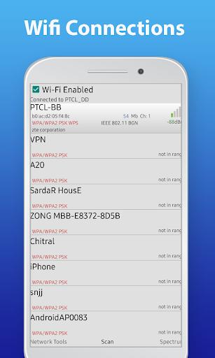 Wifi Password key Show 2020 screenshots 2