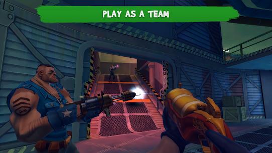 Download Blitz Brigade – Online FPS fun Android game multiplayer war game! 2