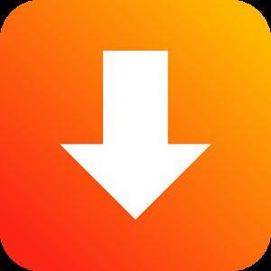 Video Downloader Fast Video Downloader App 1.2.0 by InShot Inc. logo
