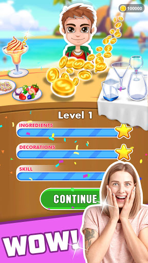 Fruit Blender 3d- Juice Game screenshots 5