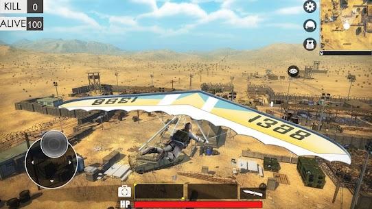 Desert survival shooting game 1