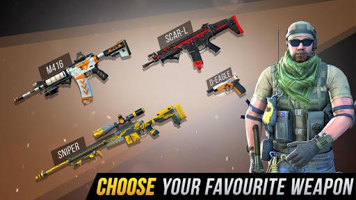 FPS Encounter Shooting 2020 -  New Shooting Games 1.17 screenshots 3