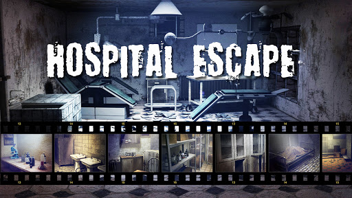 Hospital Escape - Scary Horror Games apkpoly screenshots 6