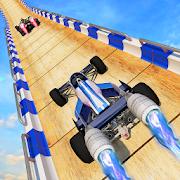 Formula Engine Jet Car Stunts: Rocket Cars Games