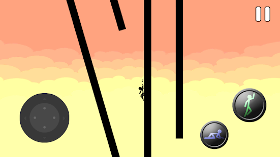 Another Stickman Platform 3: The Ninja Simulator Screenshot