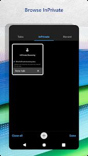 Microsoft Edge  Web Browser Apk 5