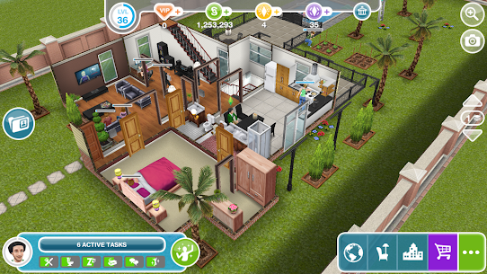 The Sims FreePlay MOD APK 5.62.0 (Unlimited Money, VIP unlocked) 6