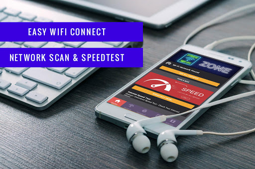 Free Wifi Connection Anywhere Network Map Connect 1.24 screenshots 1