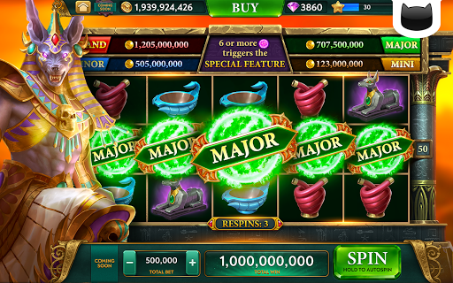 ARK Slots - Wild Vegas Casino & Fun Slot Machines  screenshots 19