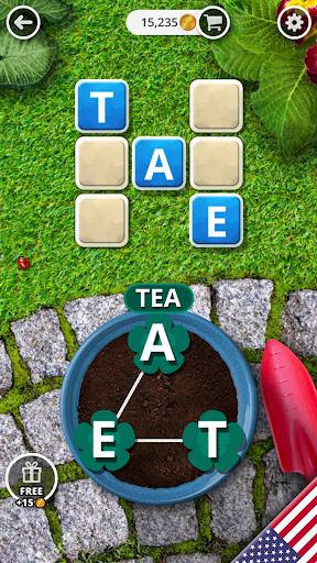 Garden of Words - Word game  Screenshots 2