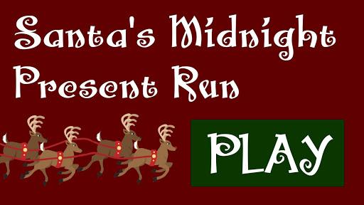 santa's midnight present run screenshot 1