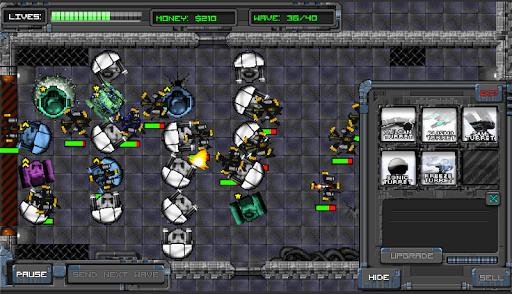 Télécharger Xeno Defense  APK MOD (Astuce) screenshots 1