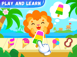 Educational games for kids & toddlers 3 years old