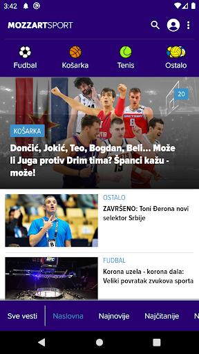 Mozzart Sport 3.32 Screenshots 1