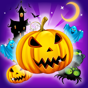 Halloween Smash 2021 - Witch Candy Match 3 Puzzle