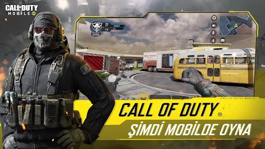 Call of Duty Mobile Hileli Apk Güncel 2021** 2