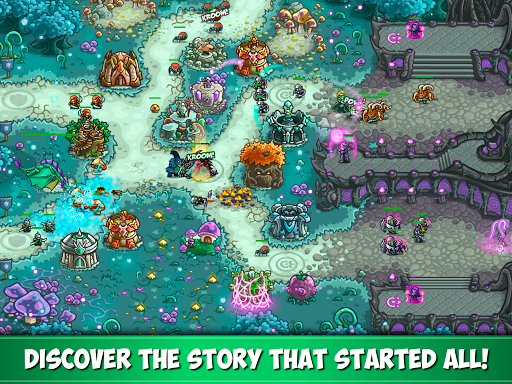 Kingdom Rush Origins - Tower Defense Game apktram screenshots 12