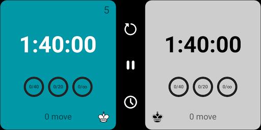 Chess Clock - Game Timer & Stats  screenshots 5