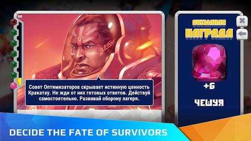 Warsmiths:u00a0army survival saga on a rebel planet 1.0 screenshots 4