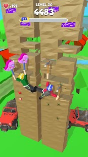 Crazy Climber! Screenshot