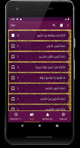 azan azkar screenshot 2