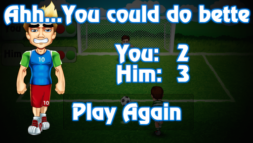 Penalty Kick Soccer Challenge For PC Windows (7, 8, 10, 10X) & Mac Computer Image Number- 15