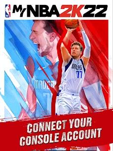 تحميل لعبة NBA 2K22 مهكرة 1
